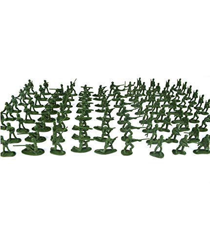 Auch 200PCS Plastic Army Men Toys for Boys Little Toys Soldiers Army Guys Action Figures