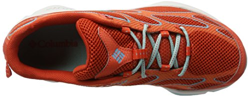 Teal Iv Super Shoes Multisport Conspiracy 845 Sonic Red Women's Columbia Outdoor RqEFzxy