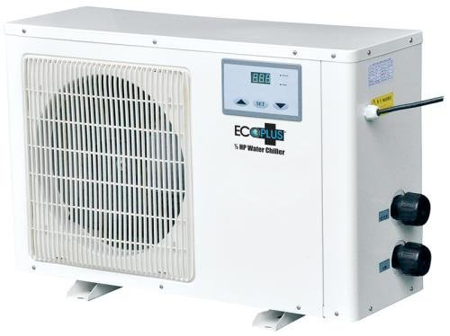 EcoPlus 728707 Commercial Grade Water Chiller, 1/2 hp by EcoPlus