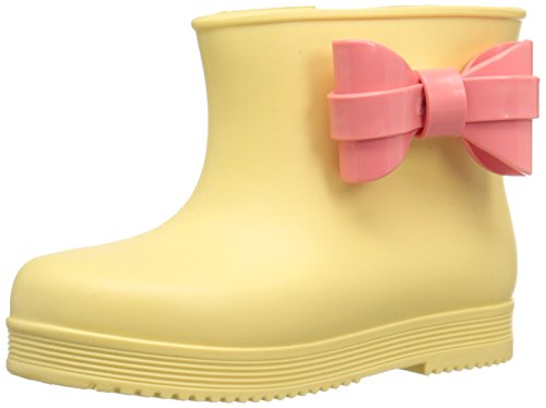 Mini Melissa Melissa Boot Mary Jane (Toddler), Yellow, 6 M US Toddler by Mini Melissa