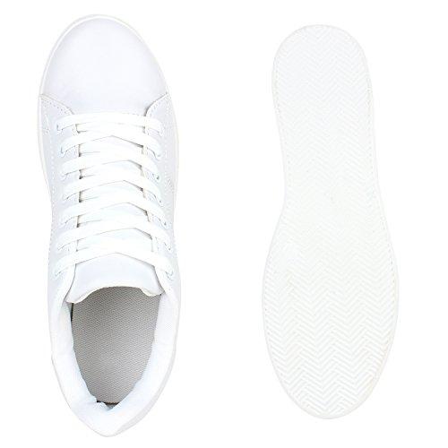 Japado - Zapatillas Mujer Blanco - Weiss Weiss