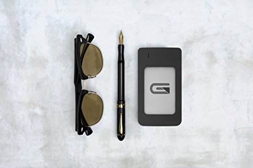 Glyph Atom RAID SSD 1TB Silver (External USB-C, USB 3.0, Thunderbolt 3) AR1000SLV by Glyph Production Technologies (Image #5)