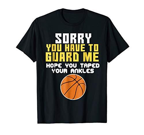 Funny Basketball Sayings Shirt Ankle Breaker TShirt Gift new