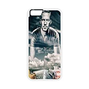 iPhone6 Plus 5.5 inch Phone Case White Diy Paul Walker WQ5RT7482420