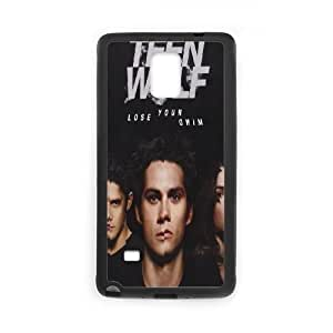T-TGL(RQ) Samsung Galaxy Note 4 Custom Phone Case Teen Wolf with Hard Shell Protection