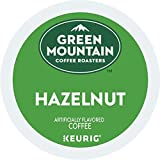 Green Mountain Coffee Hazelnut K-cups for Keurig Brewers, 72 Count