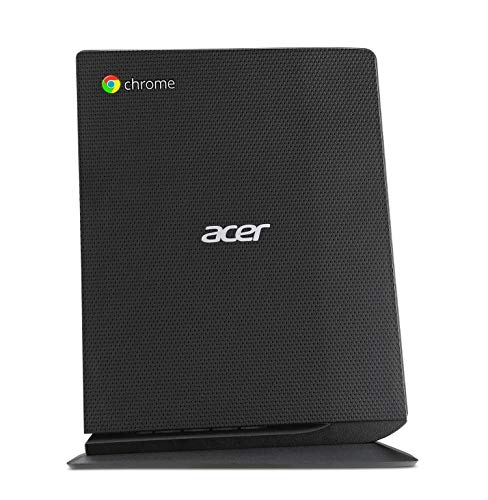 Acer Chromebox Intel Celeron 4GB Memory 16GB Solid State Drive Black CXI24GNKM