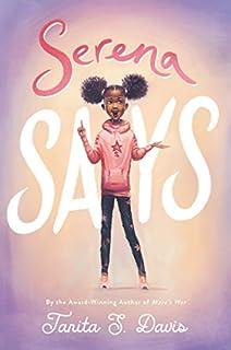 Book Cover: Serena Says