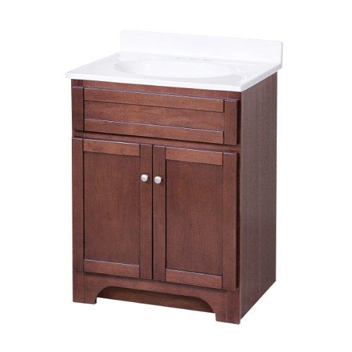 Bathroom vanity and sink combo 24 - Trenters.com