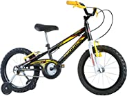 Bicicleta Aro 16 Boy Raiada Track Bikes