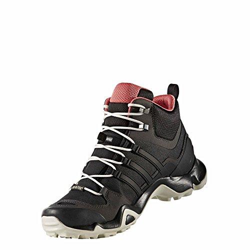 Negbas de para W Terrex R Adidas Rostac Swift Senderismo GTX Negbas Negro Zapatillas Mujer Mid Negro x0xXOn