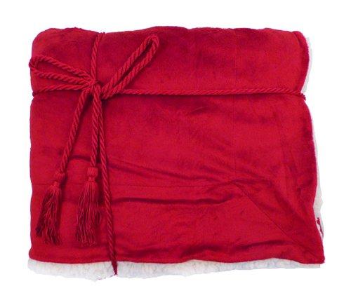 Plush Soft Faux Fur Sherpa Throw Blanket 50