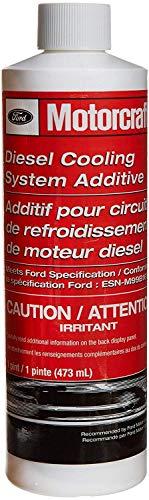 Ford Genuine Fluid VC-8 Diesel Cooling System Additive - 16 oz. (2)