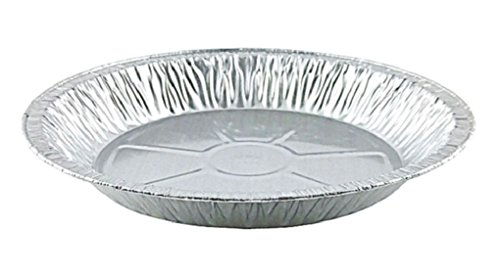 11 inch Aluminum Foil Pie Pan Extra-Deep Disposable Tin Plates # 4001