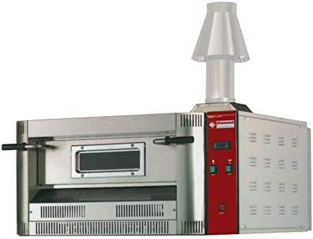 Horno para pizzas de gas – 6 para pizzas (33 cm de diámetro): Amazon.es: Grandes electrodomésticos