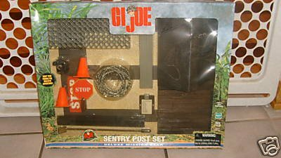 Mission Joe Gi Gear (GI Joe Sentry Post Set Deluxe Mission Gear)