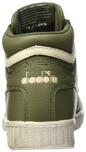Pompes Waxed High Game L Diadora vqRg77