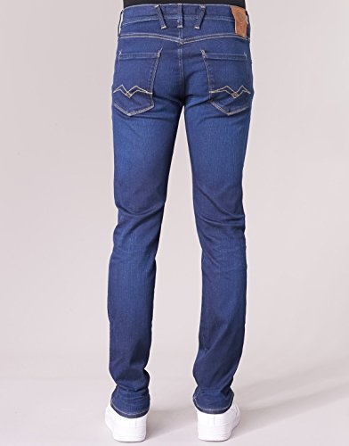 007 Blu 661 Fit M914y Replay Jeans Slim 319 Anbass wn8qvT