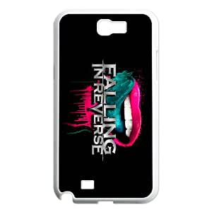 COOL Quotes Phone Case Falling In Reverse For Samsung Galaxy Note 2 N7100 Q5A2112483