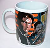 "Star Wars Official Ceramic Mug Han Solo Falcon Crew "" Scoundrels """