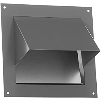 Amazon Com Broan 639 Wall Cap For 3 1 4 Quot X 10 Quot Duct For