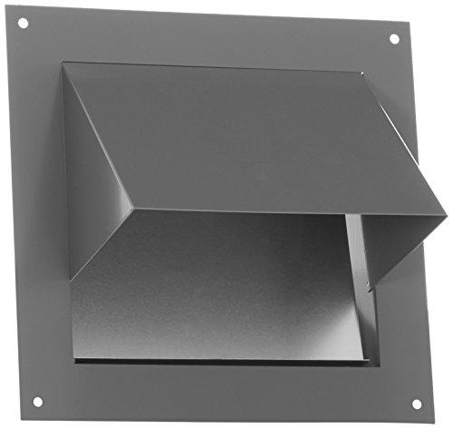 8 inch vent wall cap - 4