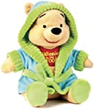 Winnie The Pooh 'Winnie' Bedtime Buddies With D/Gown 12 Inch Soft Toy