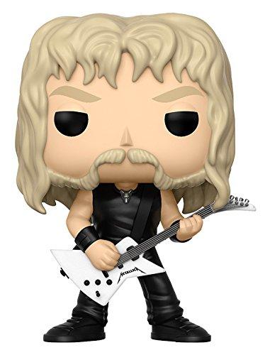 Funko Pop Rocks: Metallica-James Hetfield Collectible Figure