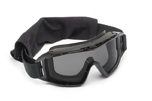 Revision Eyewear Desert Locust Goggles - Revision Military Desert Locust Goggles Basic Solar 4-0309-0311 Desert Locust Goggles Basic Solar Black, Solar