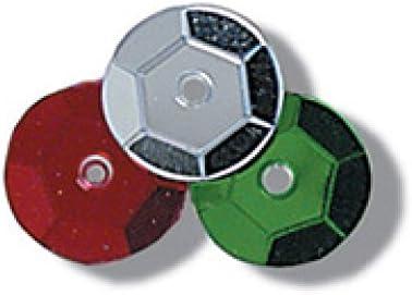 160pk Cup 8 mm Mehrfarbig Impex Pailletten f/ür Bastelarbeiten