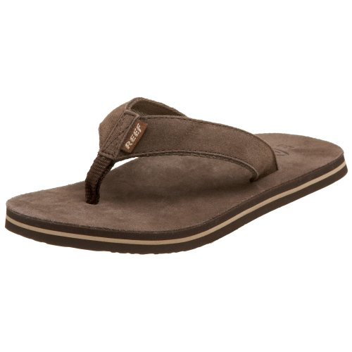 Reef Classic Flip Flop (Toddler/Little Kid/Big Kid),Brown,5/6  M US Toddler