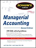 Schaum's Outline of Managerial Accounting, 2nd