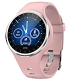 Updated 2019 Version Smart Watch NDGDA Activity Fitness Tracker Watches Health Exercise Smartwatch with Heart Rate, Sleep Monitor Compatible with Samsung Apple iPhone for Men Women