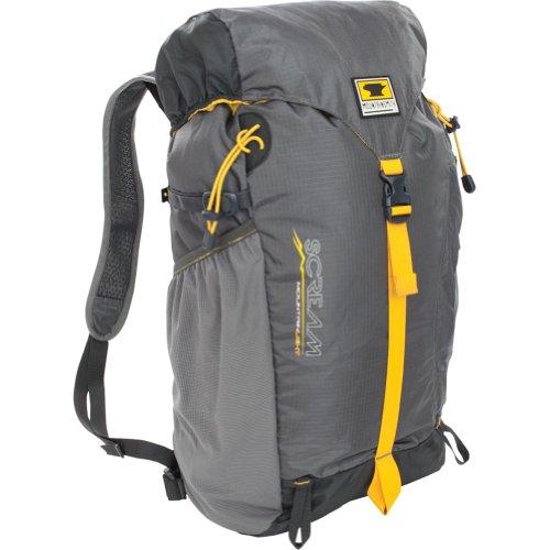 Mountainsmith Scream 25 Mountainlight Backpack (Asphalt Grey), Outdoor Stuffs