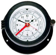 Weems & Plath Bluewater Collection Time and Tide Clock