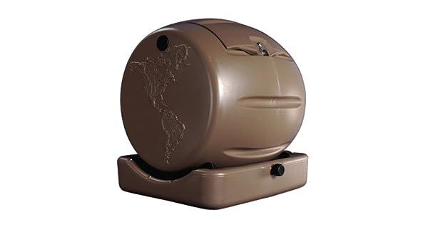 Mini Compostador marrón de Envirocycle: Amazon.es: Hogar
