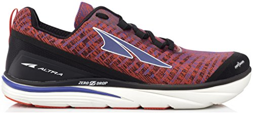 Altra AFM1837K Men's Torin Knit 3.5 Running Shoe, Orange - 9 D(M) US