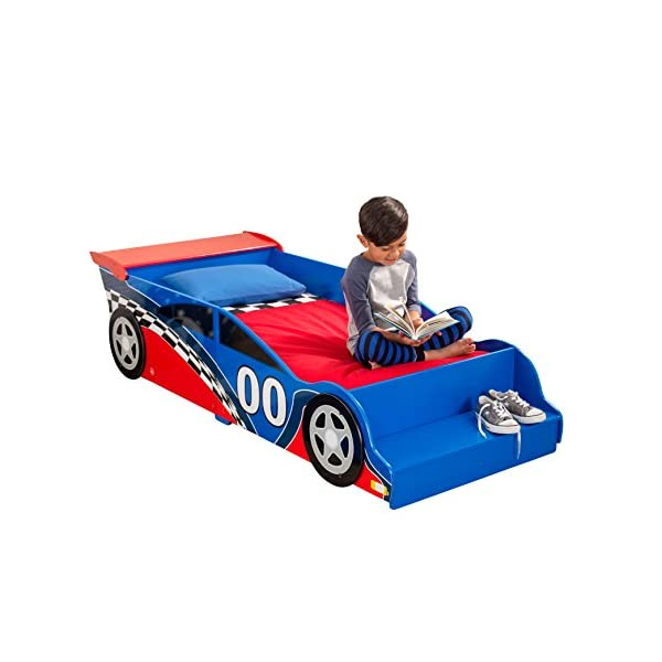 Race Car Toddler Bed 1