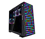 InWin 309 Addressable RGB Front Panel with 4 ARGB