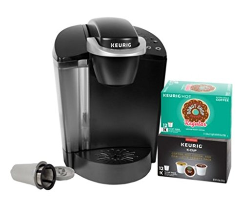 Keurig® K50C Coffee Maker with My K-Cup® Reusable Coffee Filter and 24 K-Cup® Pods