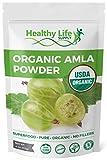 Healthy Life Supply Organic Amla Powder - USDA