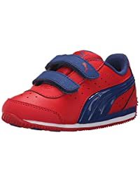 PUMA Speed Light up V Kids Sneaker (Toddler/Little Kid/Big Kid)