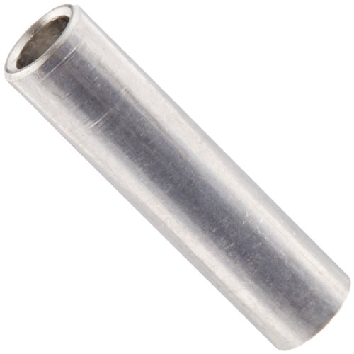 0.218 ID Pack of 5 18-8 Stainless Steel 3//8 OD Round Spacer Plain Finish #12 Screw Size 5//32 Length Made in US