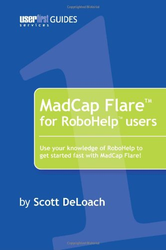 MadCap Flare for RoboHelp Users by Lulu.com