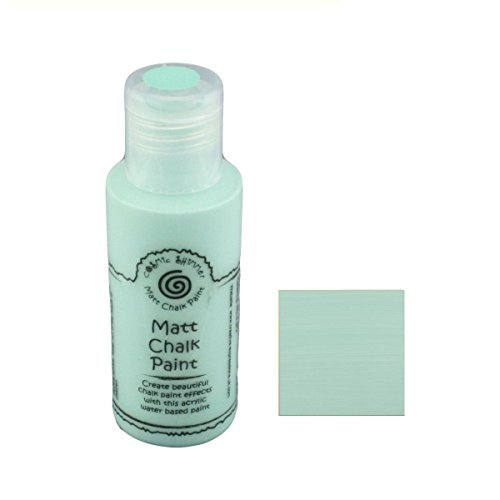 Cosmic Shimmer Matt Chalk Paint 50ml - Jade Mint ()