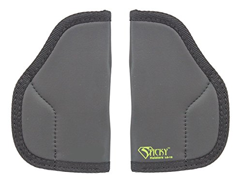 """Sticky Holster Kimber Stainless Ultra Carry II 45 ACP 3"""" Conceal Carry LG-1S IWB"""
