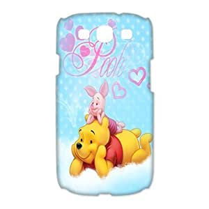 Mystic Zone Winnie the Pooh Samsung Galaxy S3 Case for Samsung Galaxy S3 Hard Cover Cartoon Fits Case HH0269
