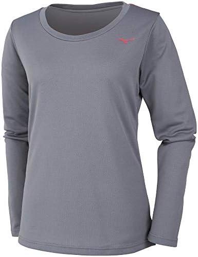 トレーニングウェア ブレスサーモ Tシャツ長袖 32MA8850 レディース