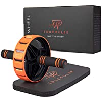 True Pulse Premium Ab Wheel - Fitness Equipment for...