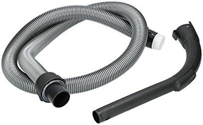✧WESSPER® Tubo per aspirapolvere AEG-Electrolux ZAC6812 (ø32mm, 230cm, argento)